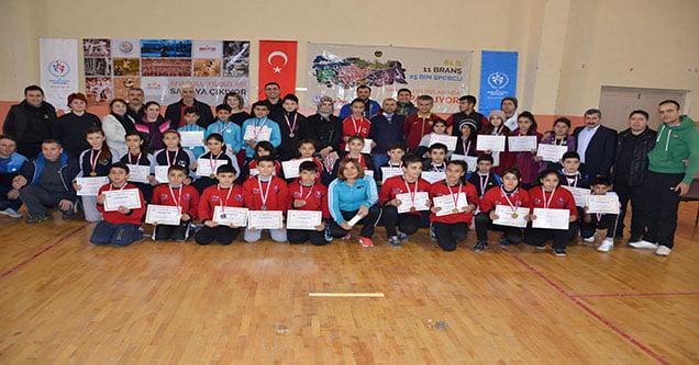 Badminton Grup Şampiyonası Karşılaşmaları Sona Erdi