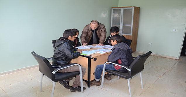 Kırsal Alanda Bulunan Okulların Kütüphane Talebi