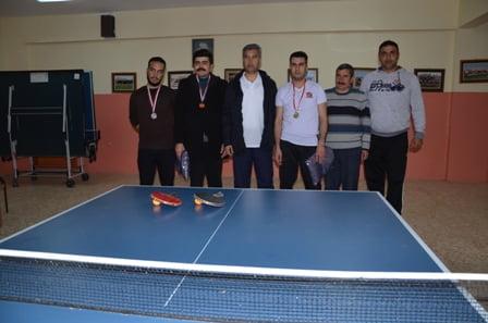 Karacadağ Masa Tenisi Turnuvası