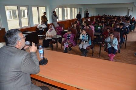 Siverek Belediyesi Bilgi Evi değerler eğitimi