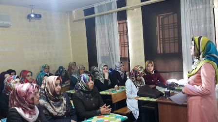 Siverek Müftülüğü (ADRB) Bürosu bilgilendirme seminerleri