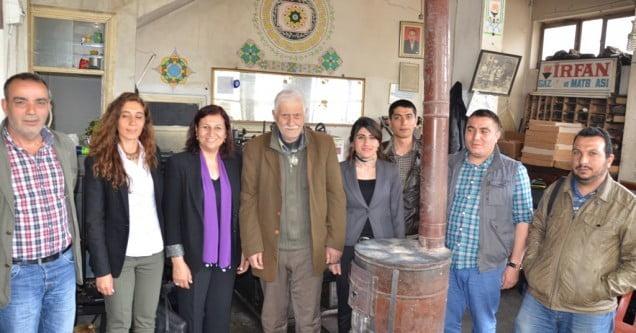 Halkların Demokratik Partisi Milletvekili Adaylarından Yerel Basına Ziyaret