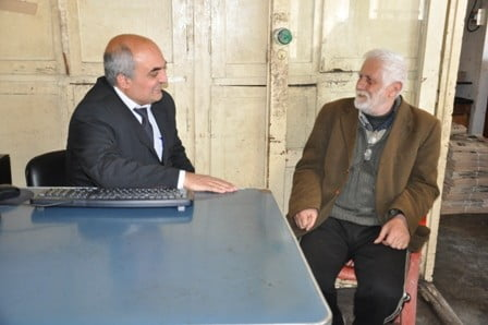 Siverek Belediye Başkan Yardımcısından Yerel Gazetelere Ziyaret