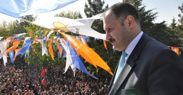 AK Parti Milletvekili Adayları Siverek'te