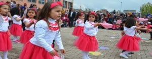 Siverekli Çocukların 23 Nisan Coşkusu