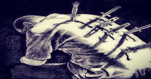 Şükrü Dolaş – Hepimiz Katiliz !…