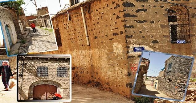 Tarihi Siverek Küçeleri Fotoğraflanıyor