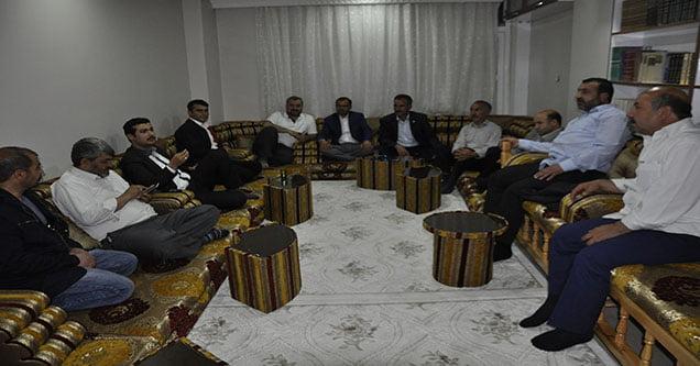 HDP'den Siyar-Der'e Ziyaret