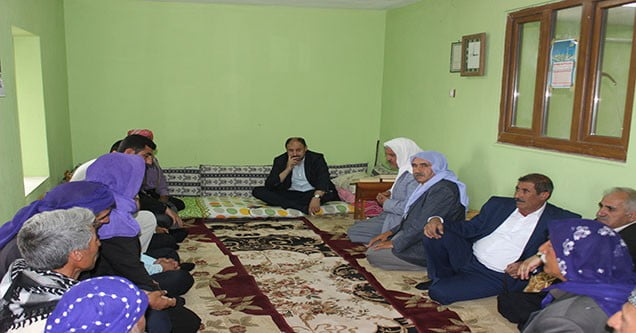 Kasım Gülpınar: AK Parti Hizmet Partisidir