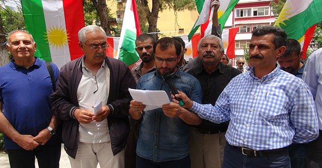 PKK ile KDPİ Çatışmasına Yönelik Basın Açıklaması Düzenlendi