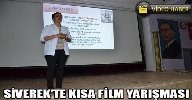 Siverek'te Kısa Film Yarışması