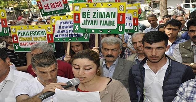 Siverek'te Kürt Ana Dil Bayramı Etkinliği