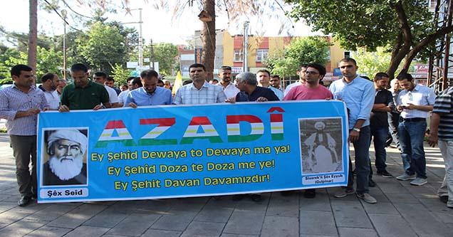 Azadi Hareketinden Şeyh Said Açıklaması