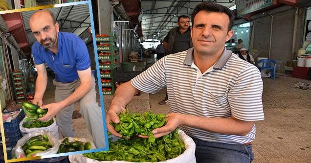 Siverek'in yerli ürünleri tezgahlara inmeye başladı