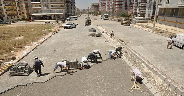 Siverek'te Büyükşehir Belediyesi Çalışmaları