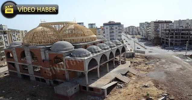 Halid Bin Velid Cami Yardım Bekliyor