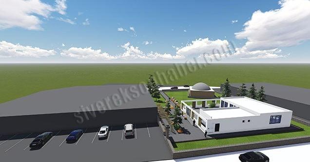 Siverek'te modern taziye evleri yapılıyor