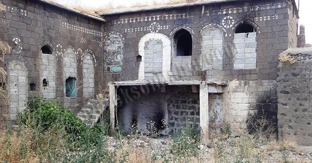 Siverek'teki tarihi evler için restorasyon talebi
