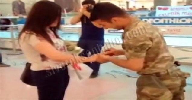 Evlilik teklif yaptığı kızı dolandırdı