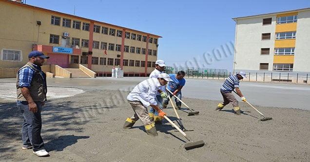 Siverek Belediyesi eğitime katkı sunmaya devam ediyor