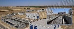 Siverek'in Kanalizasyon Suyu'ndan Doğalgaz Üretilecek