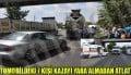 Siverek'te trafik kazası
