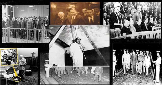 Adnan Menderes'in son yolculuğunda neler yaşandı?