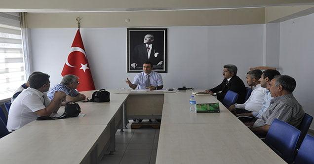 İlçe İnsan hakları komisyonu çalışmaları devam ediyor