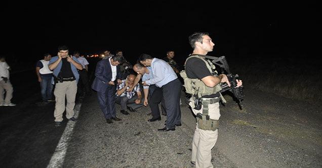 Şanlıurfa Büyükşehir Belediye Başkanı Çiftçi'ye Silahlı Saldırı