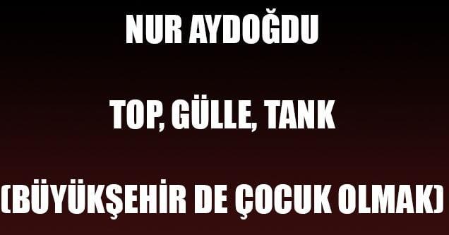 Top, Gülle, Tank