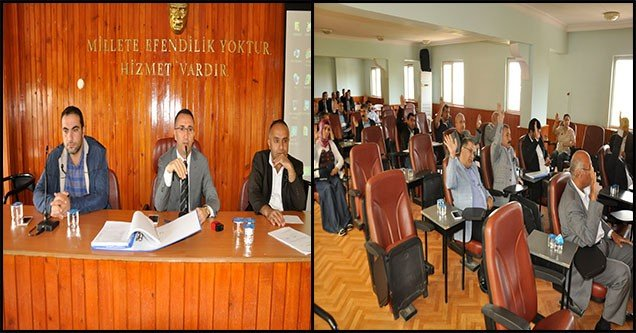 Siverek Belediyesi bütçe görüşmeleri sona erdi