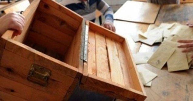 YSK sandıkların taşınması kararını reddetti