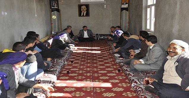 AK Parti ilçe teşkilatından teşekkür ziyareti