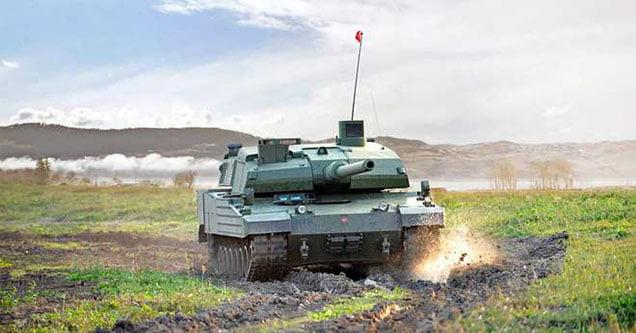 Altay tankı İsrail'e pahalıya mal oldu