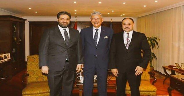 Gülpınar, AB Uyum Komisyonu Başkanı seçildi