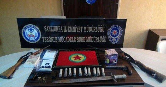 Siverek'te Polis Aracına Yapılan Silahlı Saldırı