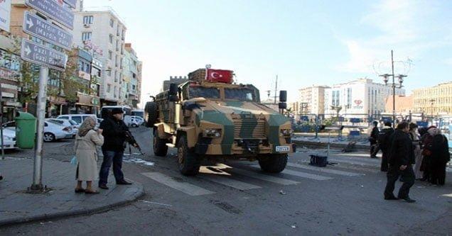 Diyarbakır Sur'da Çatışmalar Yeniden Başladı