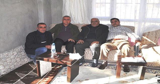 İrfan Gazetesi Eski Yazarı Prof.Dr. Yenice'nin Siverek Ziyareti
