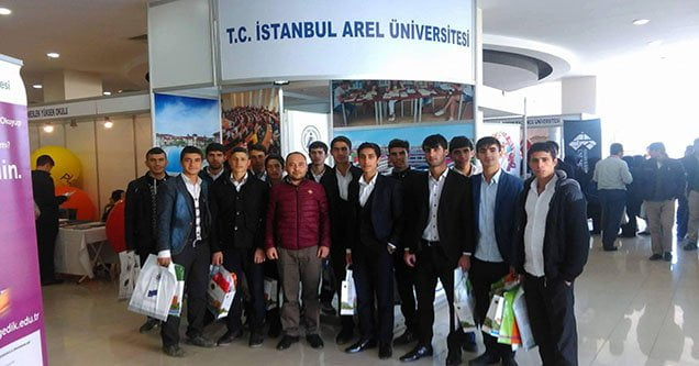 Siverekli 50 öğrenci 'Üniversite Tanıtım Fuarı'na gönderildi