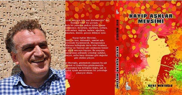 Yazar Rıfat Mertoğlu'ndan Yeni Kitap Hazırlığı