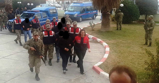 Jandarma Özel Ekiple Cinayeti Aydınlattı