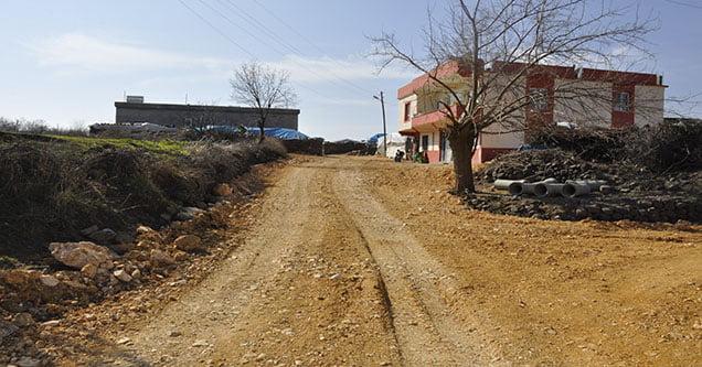 200 yıllık köy ilk defa Siverek Belediyesi'nden hizmet aldı