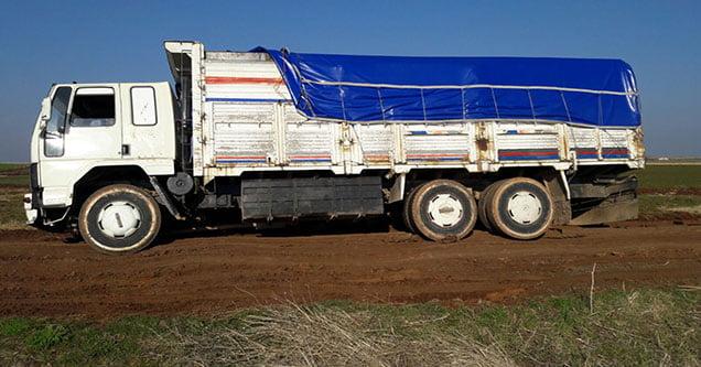 Siverek'te Petrol Boru Hattından Hırsızlık