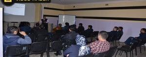 Siverek'te KOSGEB girişimcilik kursu başladı
