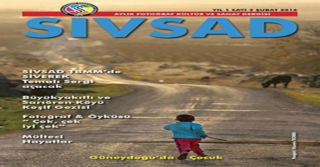 SİVSAD'ın Şubat Sayısı Yayınlandı