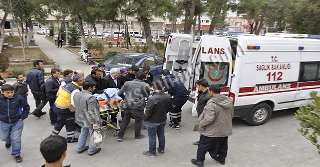 Siverek'te kardeşler arasında kavga: 4 yaralı