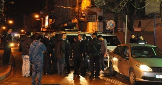 Polisten Gazeteciye Sert Tepki iddiası
