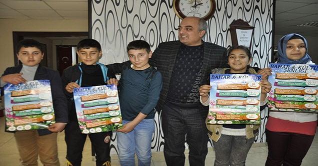 Siverek Belediyesi'nden Bahar ve Kültür Şenliği