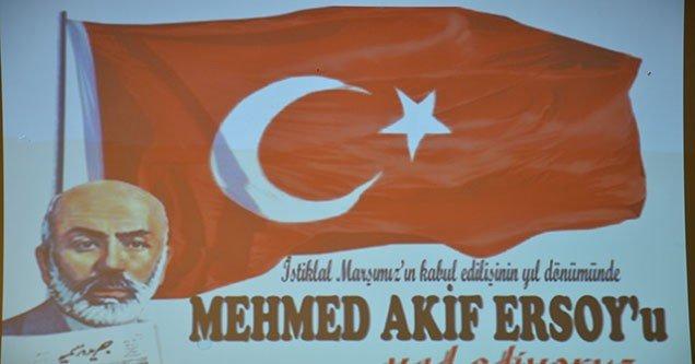 İstiklal Marşı'nın Kabulü ve Mehmet Akif Ersoy'u Anma