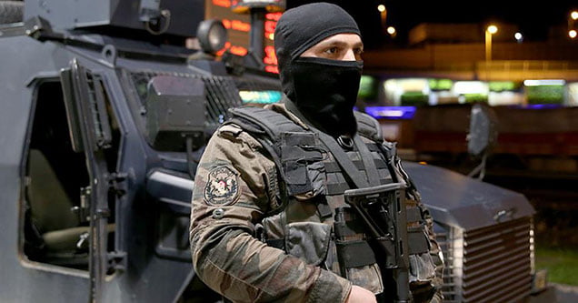 Şanlıurfa'da 4 ilçede operasyon: 30 gözaltı